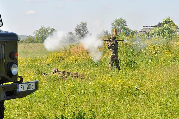 Forces armées moldaves 6287