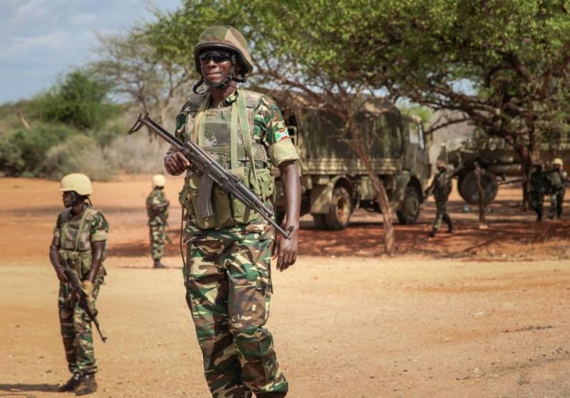 Forces armées du Burundi / National Defence Force of Burundi 632