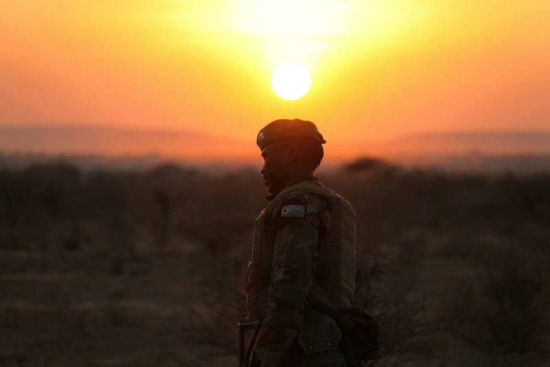 Armée djiboutienne / Djibouti National Army - Page 2 7105