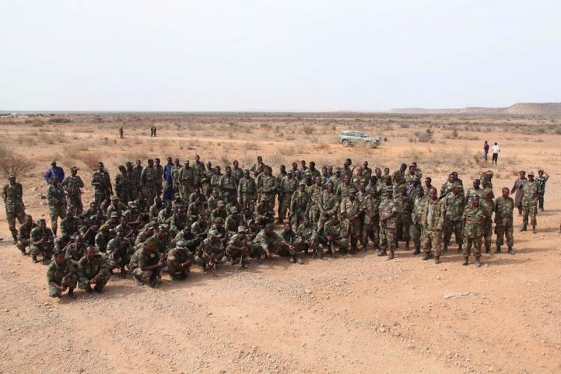 Ethiopian National Defense Force (ENDF) 7106