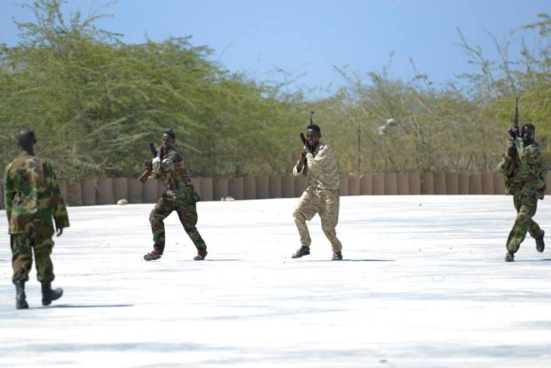 Armée Somalienne / Military of Somalia 7120