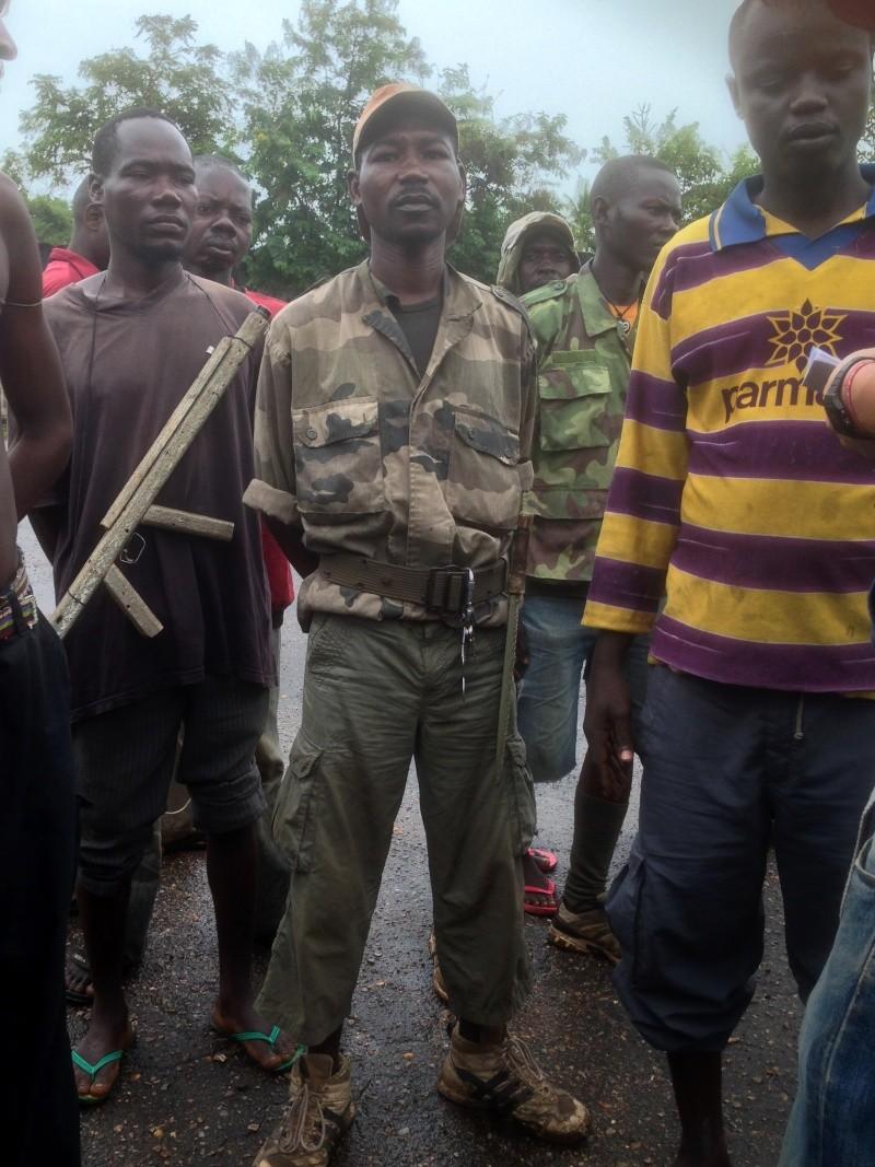 Armées de la République centrafricaine  7140