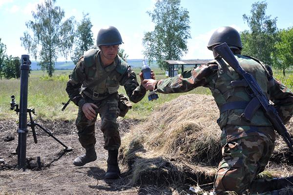 Forces armées moldaves 7238