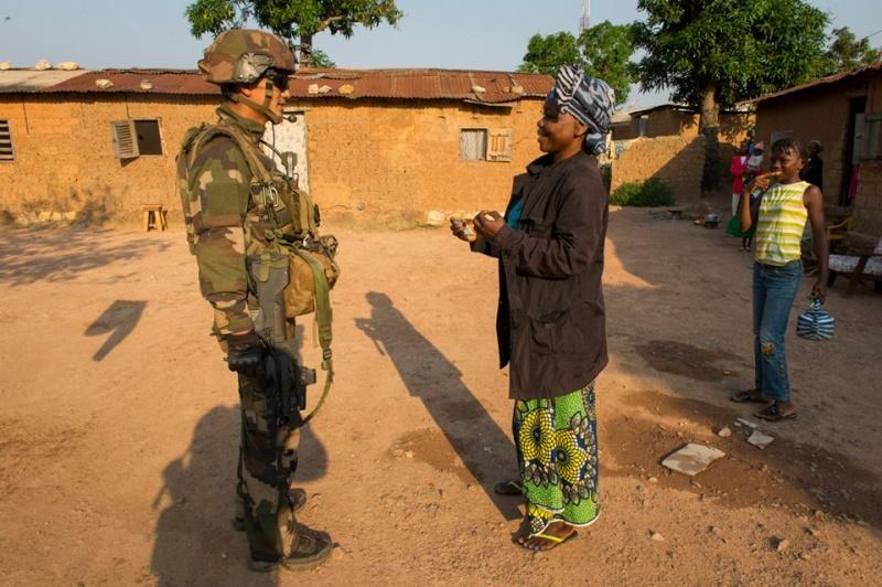 Intervention militaire en Centrafrique - Opération Sangaris - Page 2 767