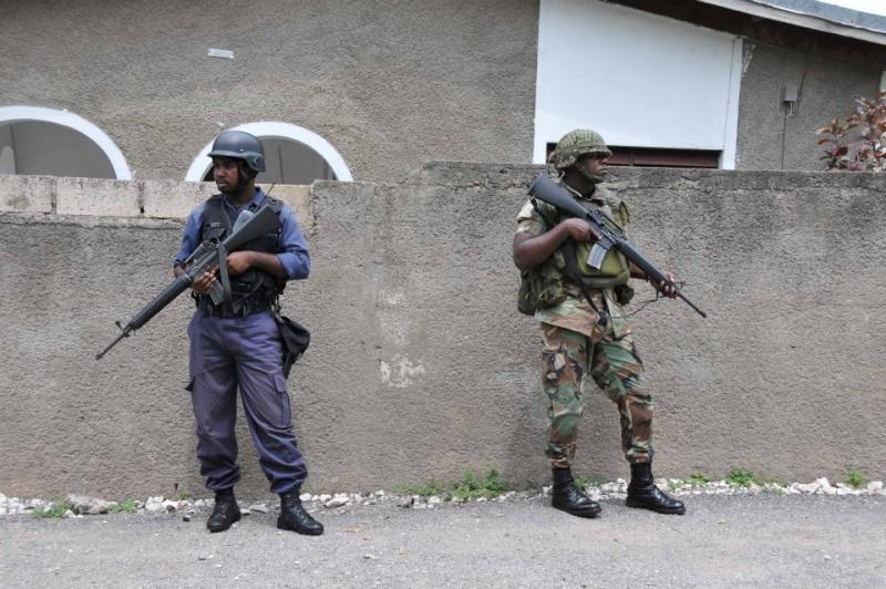 Force de défense de la Jamaïque / jamaica defence force (JDF) 780