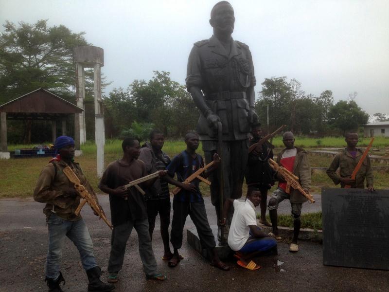 Armées de la République centrafricaine  8117