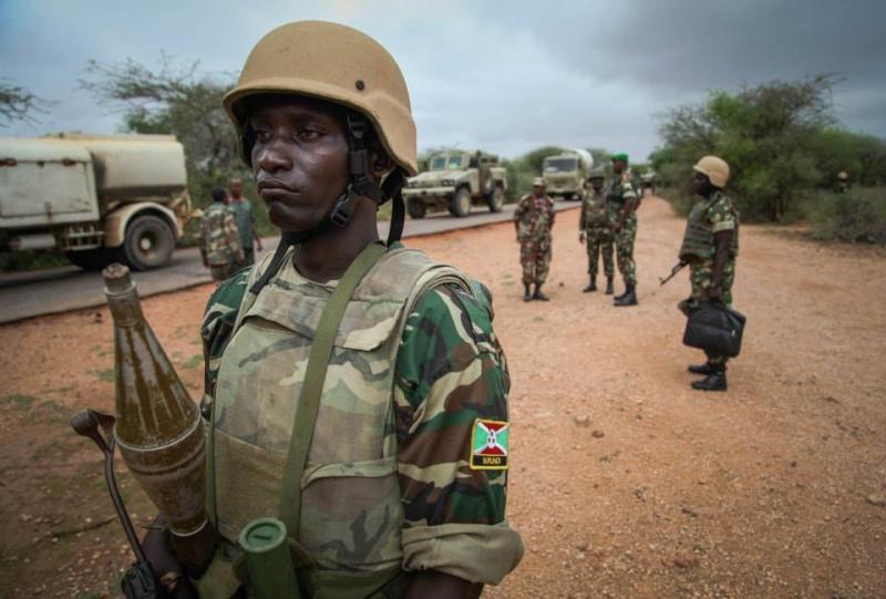 Forces armées du Burundi / National Defence Force of Burundi 823