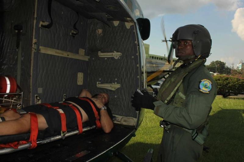 Force de défense de la Jamaïque / jamaica defence force (JDF) 845