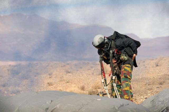 Coopération militaire Maroc-Belgique 847