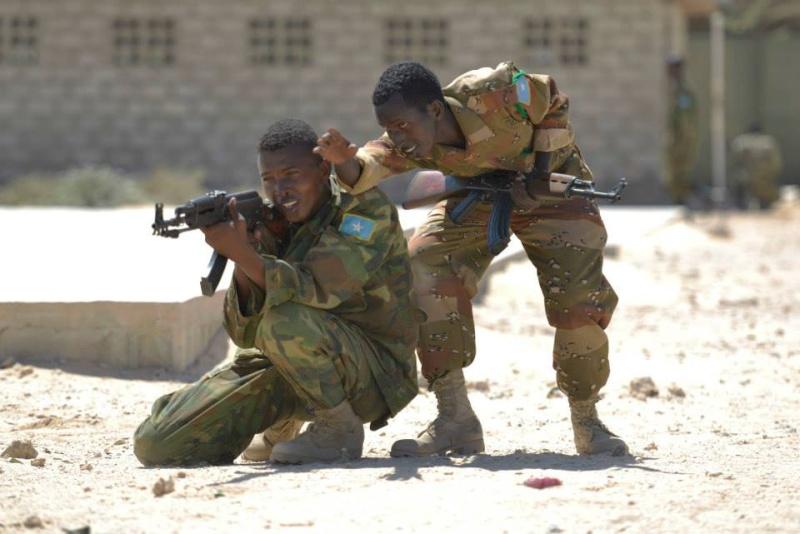 Armée Somalienne / Military of Somalia 899