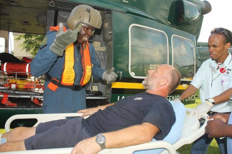 Force de défense de la Jamaïque / jamaica defence force (JDF) 942