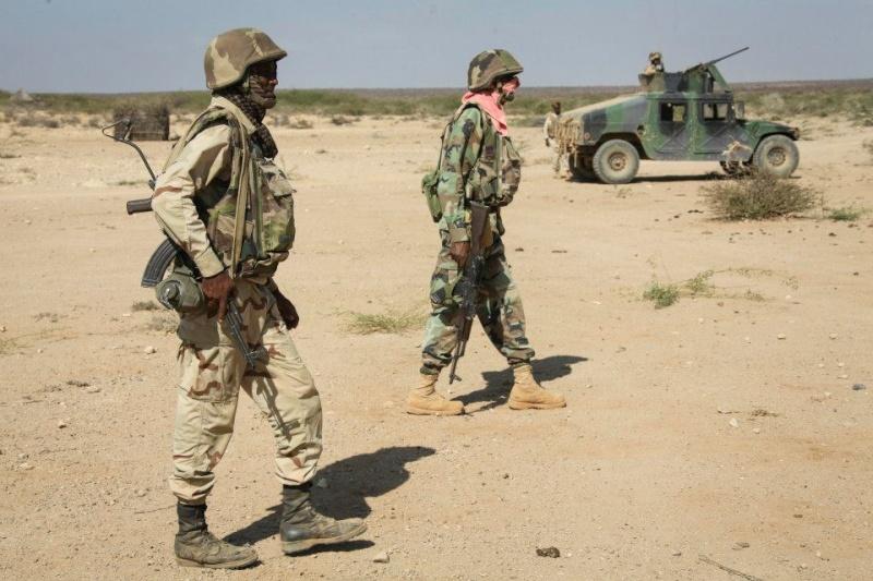 Armée djiboutienne / Djibouti National Army - Page 2 975