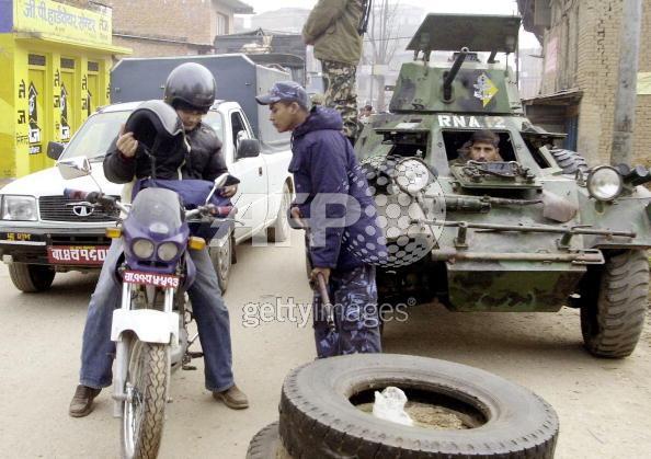 Armée Népalaise Na200410