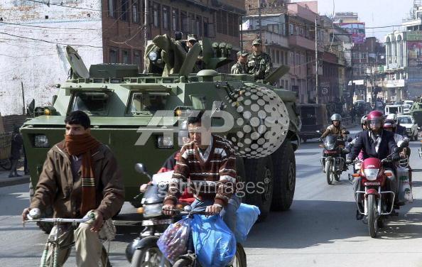 Armée Népalaise Na200612