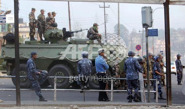 Armée Népalaise Nh200610