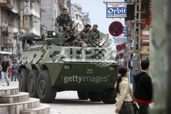 Armée Népalaise Nh200611