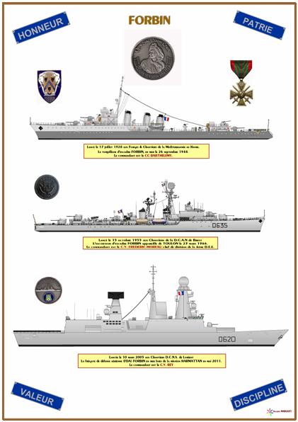 FORBIN  D620 (fregate) - Page 12 Les_3_10