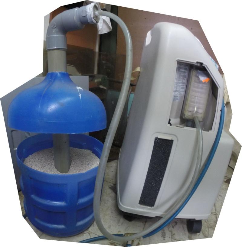 entretien/ reparation concentrateur Filtre10