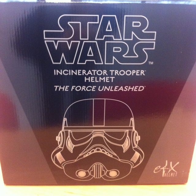 eFX Collectibles - Stormtrooper Incinerator helmet Img_1210