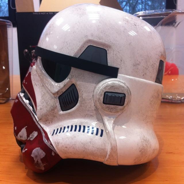 eFX Collectibles - Stormtrooper Incinerator helmet Img_1213