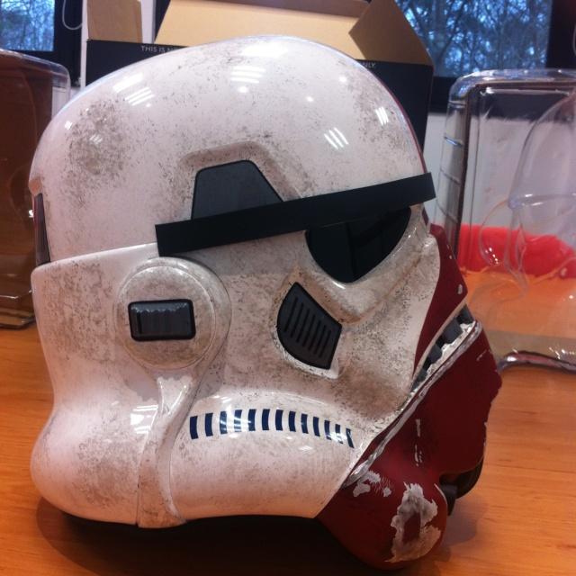 eFX Collectibles - Stormtrooper Incinerator helmet Img_1214