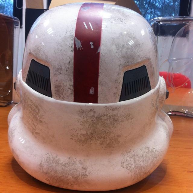 eFX Collectibles - Stormtrooper Incinerator helmet Img_1215