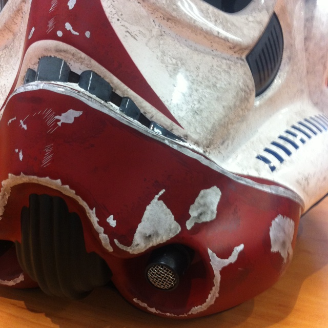 eFX Collectibles - Stormtrooper Incinerator helmet Img_1216