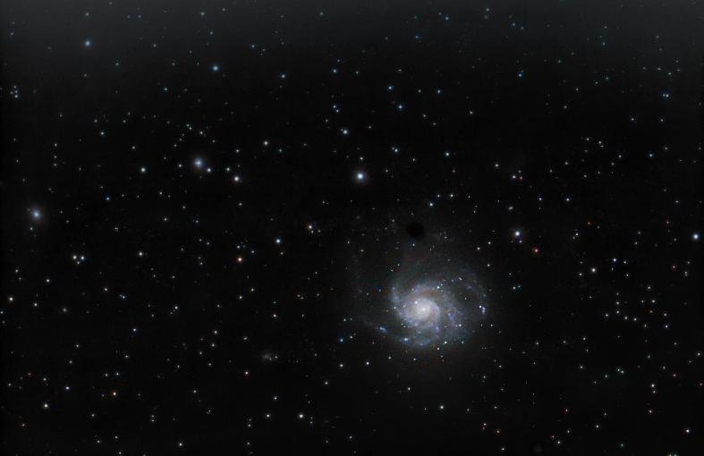 galaxie m101 M101_410