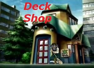 Deck Shop
