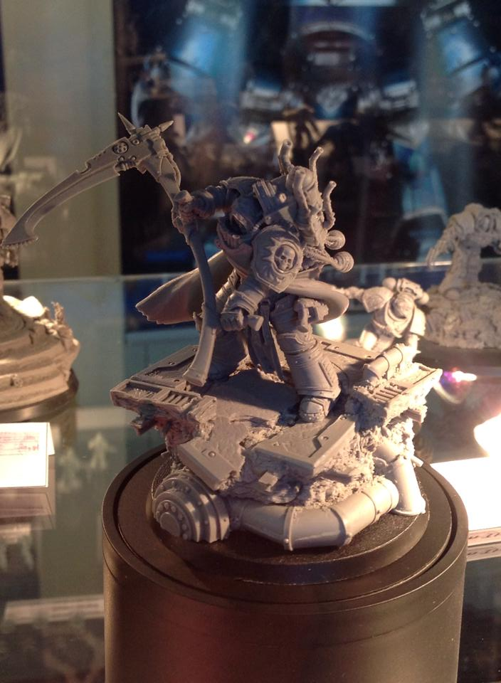 [The Horus Heresy Weekender 2014] - Centralisation des news Mortar10