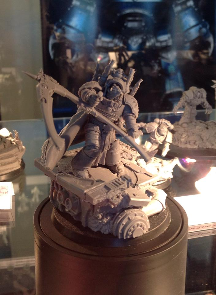 [The Horus Heresy Weekender 2014] - Centralisation des news Mortar12