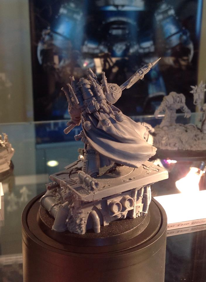 [The Horus Heresy Weekender 2014] - Centralisation des news Mortar15