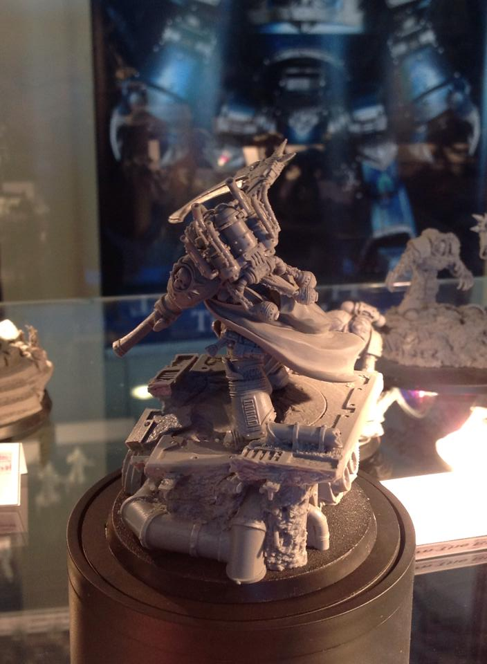 [The Horus Heresy Weekender 2014] - Centralisation des news Mortar16