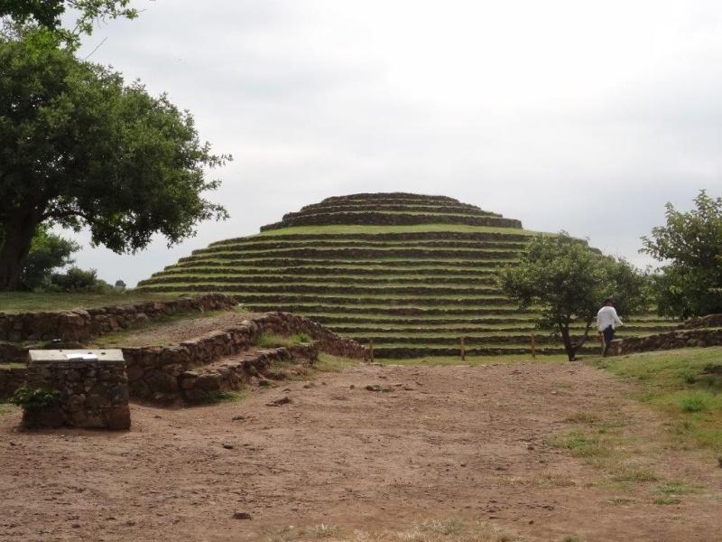 Teuchitlan Pyramids Dsc04310