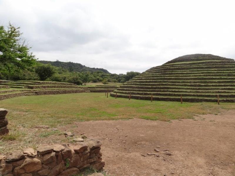 Teuchitlan Pyramids Dsc04311