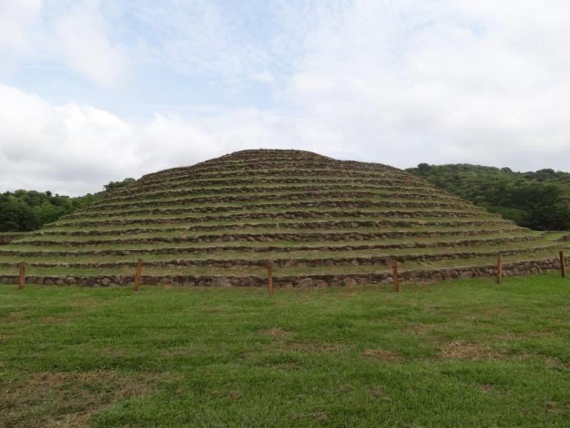 Teuchitlan Pyramids Dsc04313