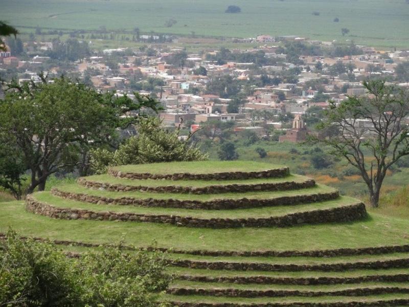 Teuchitlan Pyramids Dsc04315
