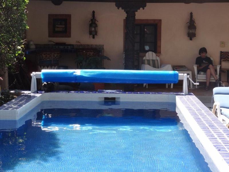 Custom made Pool Cover Reel Dsc04813