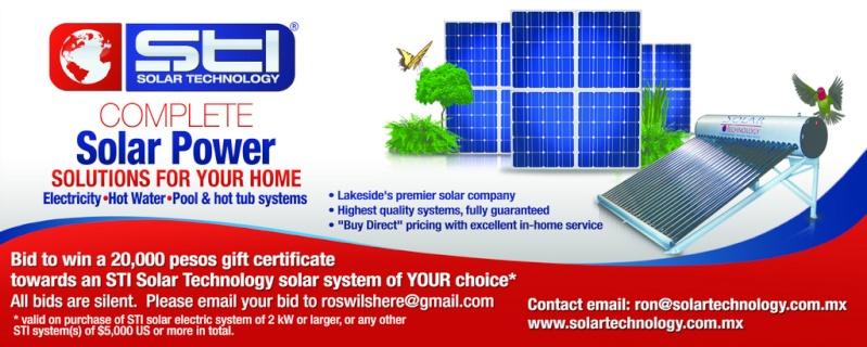 STI Solar Technology promotion Nlmf_210