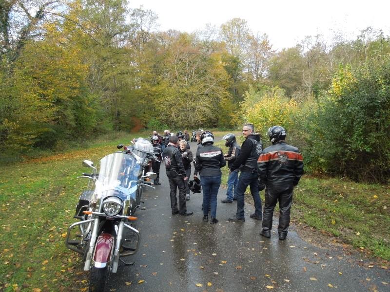 Balade dimanche 27 octobre 2013 POWER motos BESANCON B211