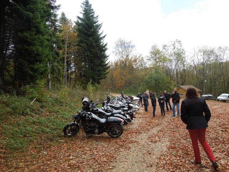 Balade dimanche 27 octobre 2013 POWER motos BESANCON B511
