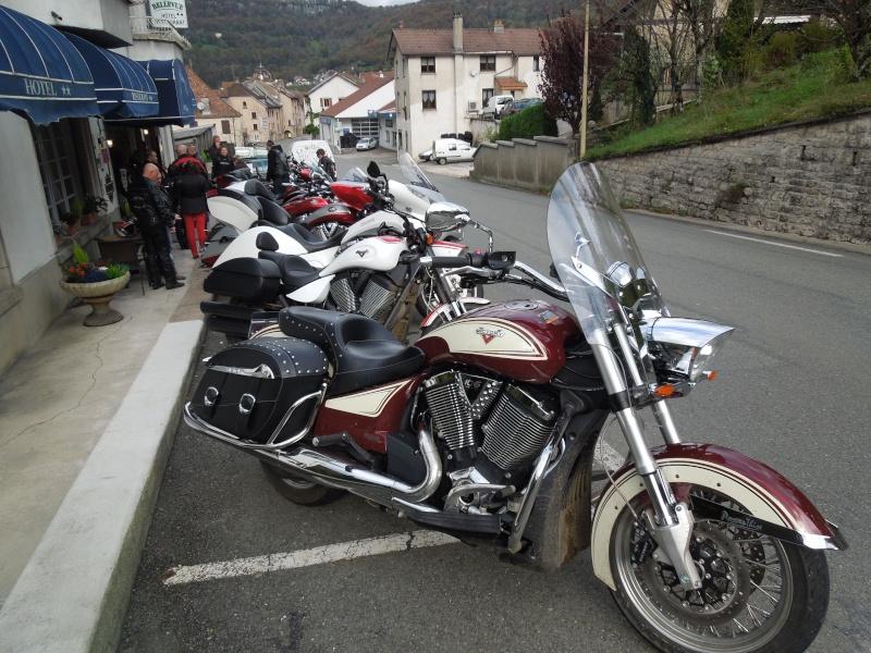 Balade dimanche 27 octobre 2013 POWER motos BESANCON B710