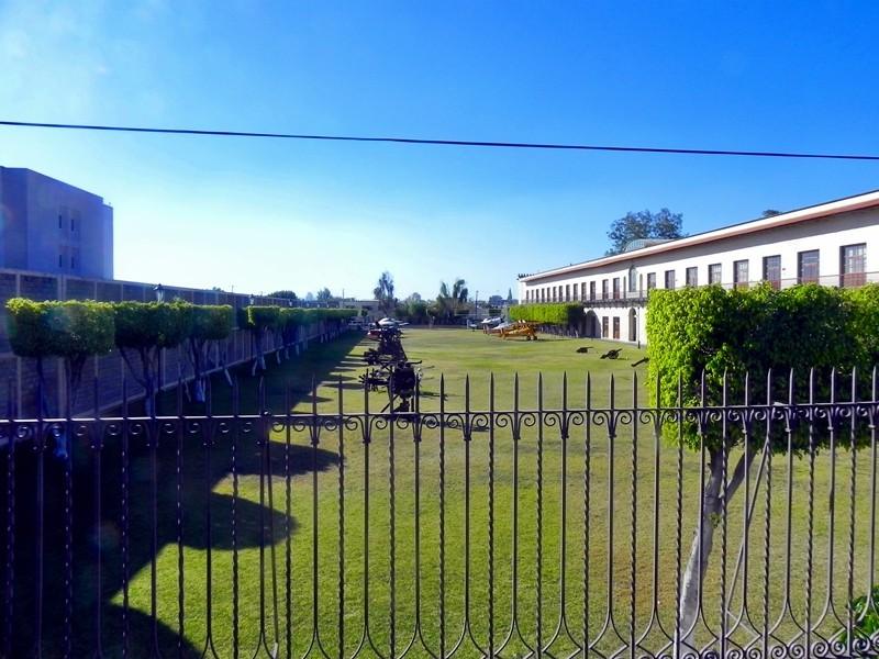Military museum in Guadalajara Dscn4810