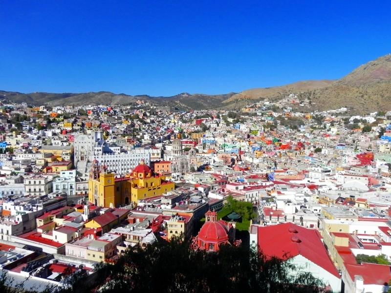 Balcon Del Cielo (hotel) in Guanajuato Dscn6110