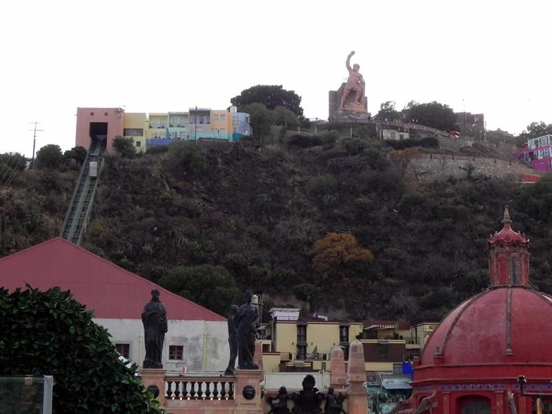 Balcon Del Cielo (hotel) in Guanajuato Dscn6210