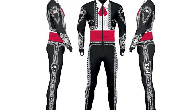 Mexico's One Man Winter Olympic Team Hubert10
