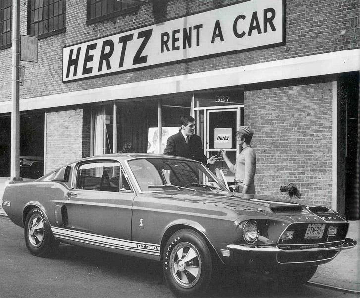 Quelque photo original de Shelby 1968 Shelby24