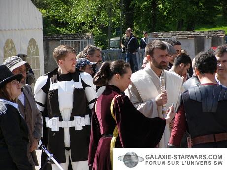 Générations Star Wars & SF - Cusset (03) 03-04 Mai 2014  - Page 5 D10