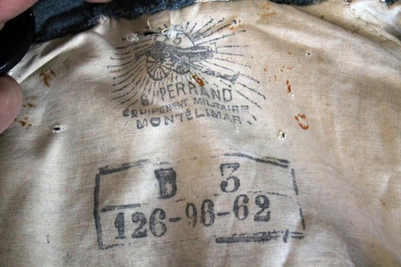 Capote BH mle 1915 datée 1917 - ESC 1 - Vendue Img_4214