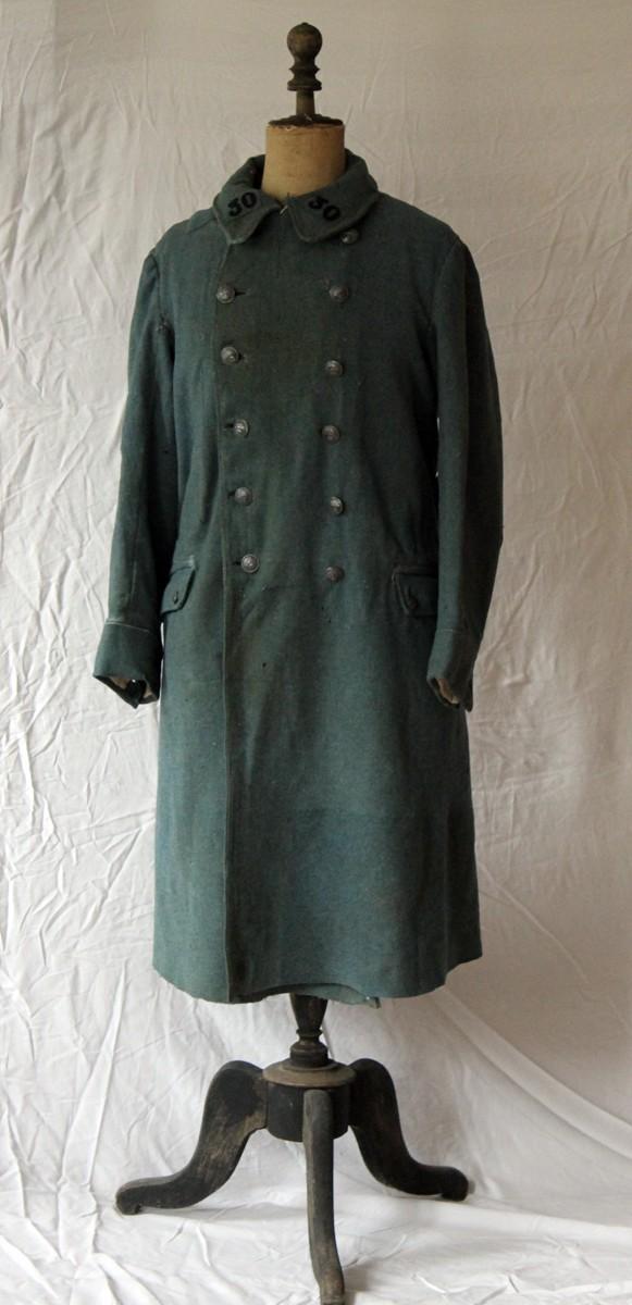 Capote BH mle 1915 datée 1917 - ESC 1 - Vendue Img_4346